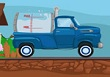 Milky Truck - Pick-up Truck Games