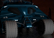 Batmobile Ride - Free Monster Truck Games