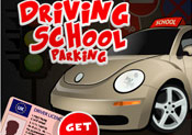 Driving School Parking - Free Parking Games