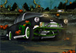 Graveyard Racing - Free Monster Truck Games Halloween