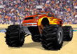 Monster Truck Survival - Free Monster Truck Games