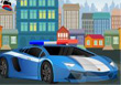Police Station Parking 2 - Free Parking Game
