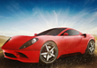 Supercar Desert Race - Free Racing Game