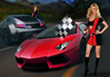 Girls Go Racing - Free Racing Game
