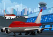 Boeing 747 Parking - Free Parking Game