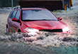 Race Under Floods - Free Racing Game