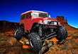 Off-Road Challenge Destruction - Free Racing Game