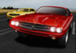 3D Muscle Car Racer - Free 3D Game