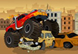 Monster Chaos - Free Monster Truck Games