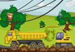 Monster Constructor 2 - Free Truck Game