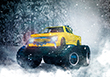 Artic Monster Truck - Free Monster Truck Game