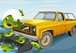 Save The Fish - Free Parking Games Fish 2014 Truck