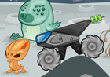 Moon Truck - Free Monster Truck Games