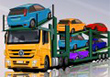 Car Carrier Trailer 3 - Free Truck Games