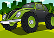 Jumping Monster Beetle - Free Truck Games
